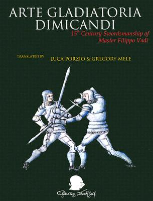 Arte Gladitoria Dimicandi Cover
