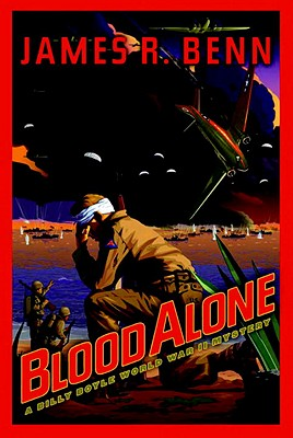 Blood Alone Cover