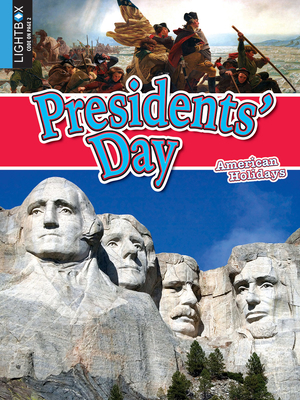 Presidents' Day (American Holidays) Cover Image