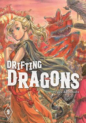 Drifting Dragons 9 Cover Image