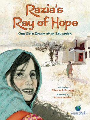 Razia's Ray of Hope: One Girl's Dream of an Education Cover Image