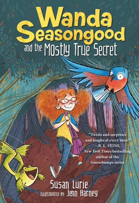 Wanda Seasongood and the Mostly True Secret Cover Image