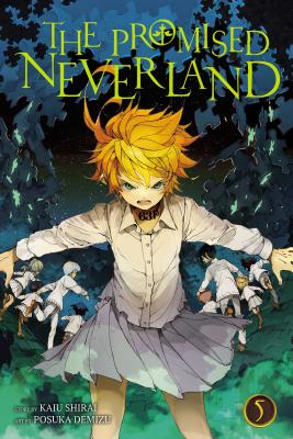 The Promised Neverland, Vol. 5 Cover Image