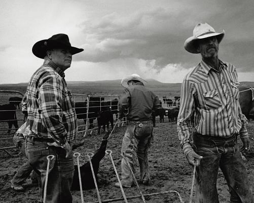 Open Range: America's Big-Outfit Cowboy Cover Image