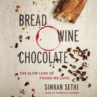 Cover for Bread, Wine, Chocolate