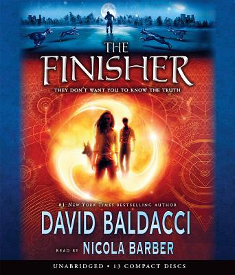 The Finisher (Vega Jane, Book 1) Cover Image