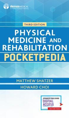 Physical Medicine and Rehabilitation Pocketpedia Cover Image