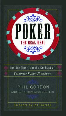 Poker: The Real Deal Cover Image