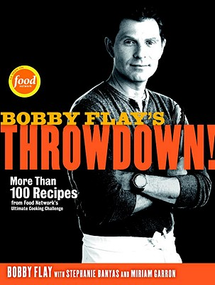 Bobby Flay's Throwdown! Cover