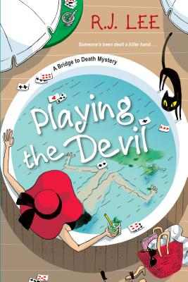 Playing the Devil (A Bridge to Death Mystery #2) Cover Image