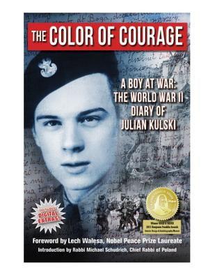 The Color of Courage Cover