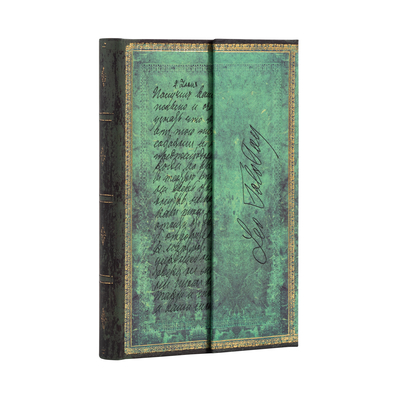 Tolstoy, Letter of Peace Hardc (Embellished Manuscripts Collection) Cover Image