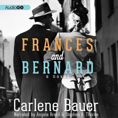 Cover for Frances and Bernard Lib/E