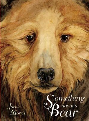 Something about a Bear Cover Image