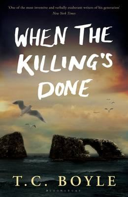 When the Killing's Done Cover