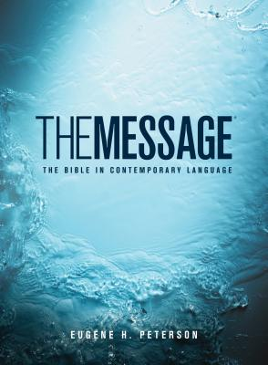 The Message Numbered Edition Cover Image