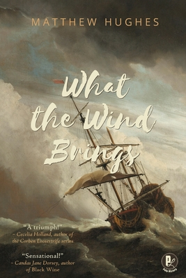 Cover for What the Wind Brings