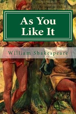 As You Like It Cover Image