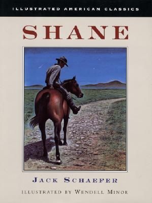 Shane Cover Image