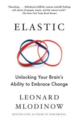Elastic: Unlocking Your Brain's Ability to Embrace Change Cover Image