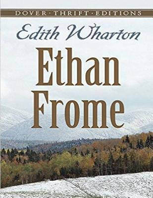 Ethan Frome: New Edition Cover Image