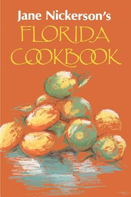 Jane Nickerson's Florida Cookbook Cover Image