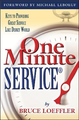 One Minute Service Cover