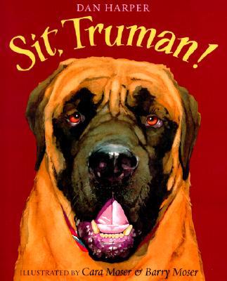 Sit, Truman! Cover