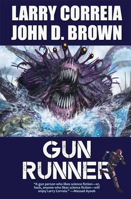 Cover for Gun Runner
