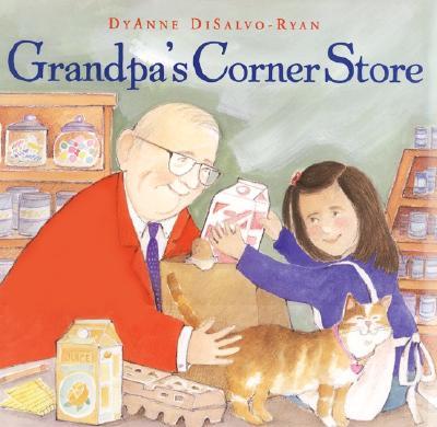 Grandpa's Corner Store (Hardcover) Cover