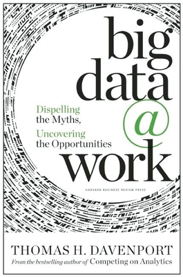 Cover for Big Data at Work