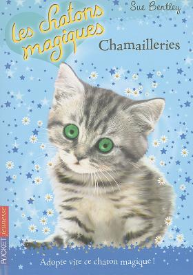 Chamailleries = Double Trouble (Magic Kitten #4) Cover Image