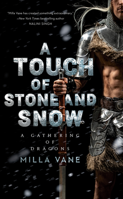 A Touch of Stone and Snow (A Gathering of Dragons #2) Cover Image