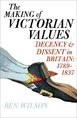 The Making of Victorian Values Cover
