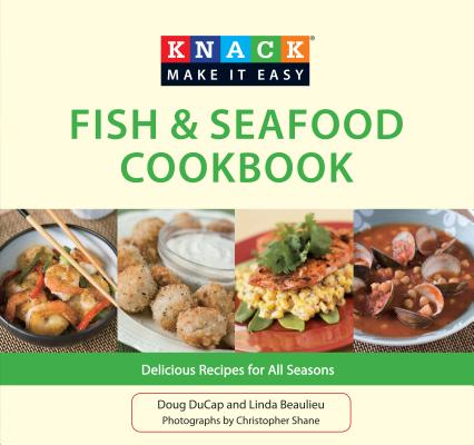 Fish & Seafood Cookbook Cover