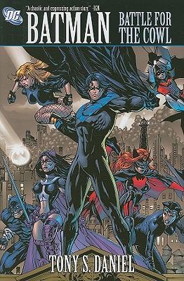 Batman Cover