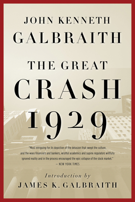 The Great Crash 1929 Cover Image