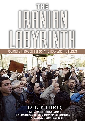 The Iranian Labyrinth Cover