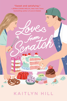 Love from Scratch Cover Image