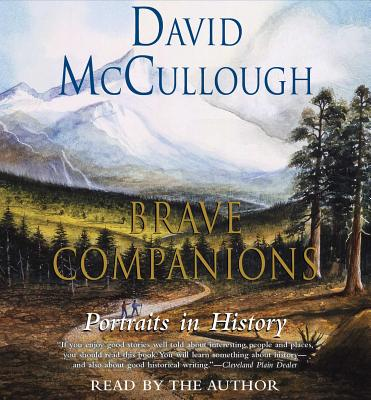 Cover for Brave Companions