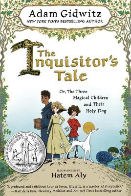 The Inquisitor's Tale Cover