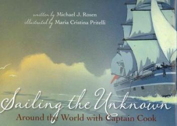 Sailing the Unknown Cover