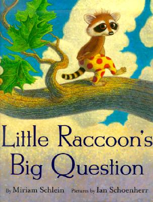 Little Raccoon's Big Question Cover