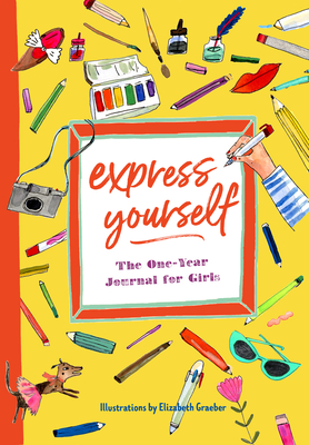 Cover for Express Yourself