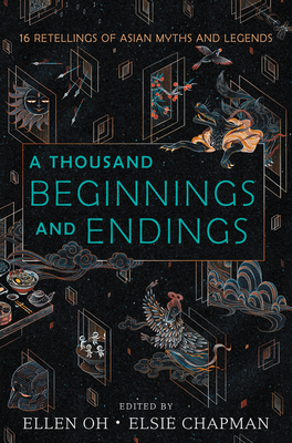 Cover for A Thousand Beginnings and Endings