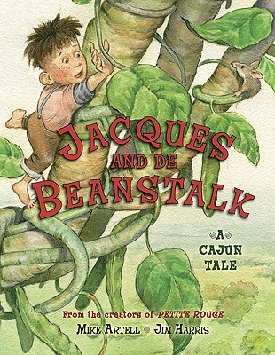Jacques and de Beanstalk Cover