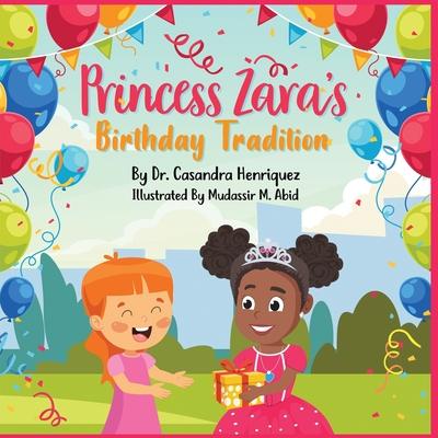 Princess Zara's Birthday Tradition Cover Image