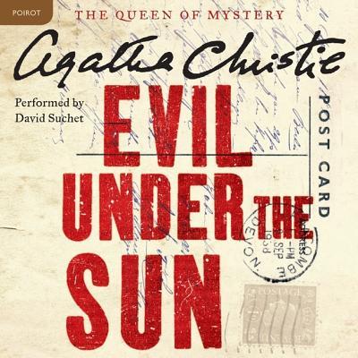 Evil Under the Sun: A Hercule Poirot Mystery (Hercule Poirot Mysteries (Audio) #23) Cover Image