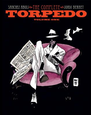 Torpedo, Volume 1 Cover