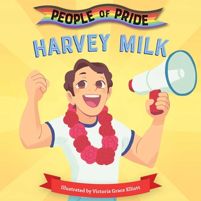 Harvey Milk (People of Pride) Cover Image